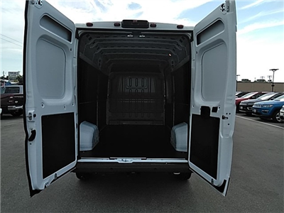 2018 ProMaster 2500 High Roof 4x2,  Empty Cargo Van #R8151 - photo 2