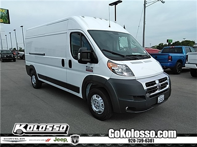 2018 ProMaster 2500 High Roof 4x2,  Empty Cargo Van #R8151 - photo 1
