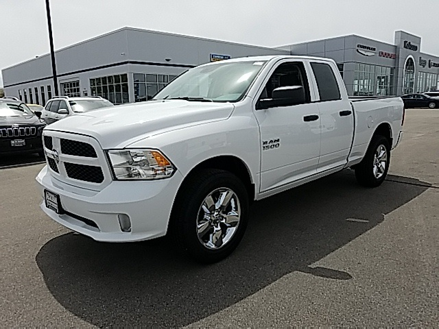 2018 Ram 1500 Quad Cab 4x4,  Pickup #R8165 - photo 4