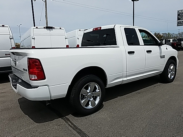 2018 Ram 1500 Quad Cab 4x4,  Pickup #R8165 - photo 2