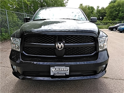 2018 Ram 1500 Quad Cab 4x4,  Pickup #R8173 - photo 3