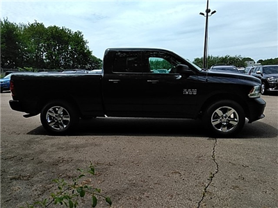 2018 Ram 1500 Quad Cab 4x4,  Pickup #R8173 - photo 7