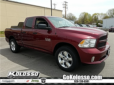 2018 Ram 1500 Quad Cab 4x4,  Pickup #R8182 - photo 1