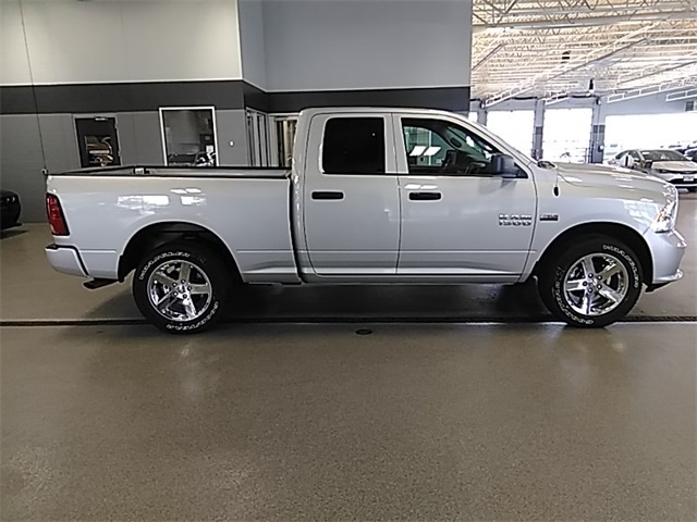 2018 Ram 1500 Quad Cab 4x4, Pickup #R8185 - photo 8