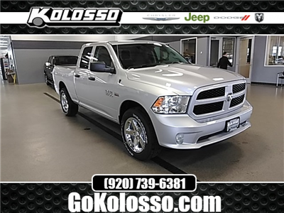 2018 Ram 1500 Quad Cab 4x4, Pickup #R8185 - photo 1