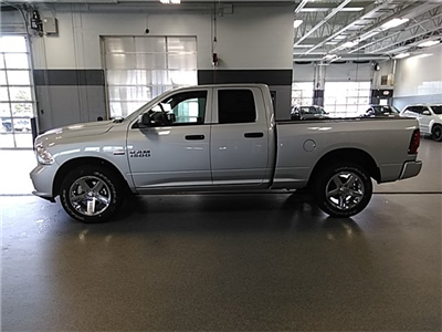 2018 Ram 1500 Quad Cab 4x4, Pickup #R8185 - photo 5