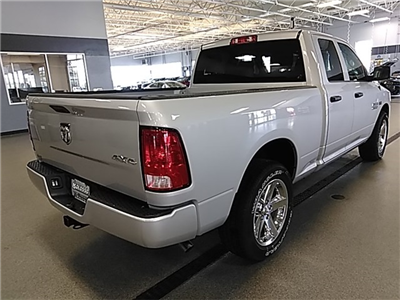 2018 Ram 1500 Quad Cab 4x4, Pickup #R8185 - photo 2