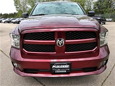 2018 Ram 1500 Quad Cab 4x4, Pickup #R8192 - photo 3