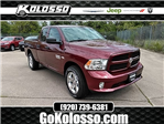 2018 Ram 1500 Quad Cab 4x4, Pickup #R8192 - photo 1