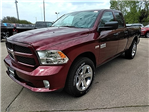 2018 Ram 1500 Quad Cab 4x4, Pickup #R8192 - photo 4