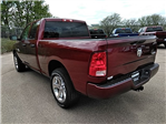 2018 Ram 1500 Quad Cab 4x4, Pickup #R8192 - photo 6