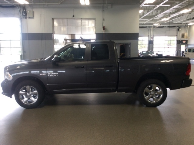2018 Ram 1500 Quad Cab 4x4,  Pickup #R8196 - photo 5