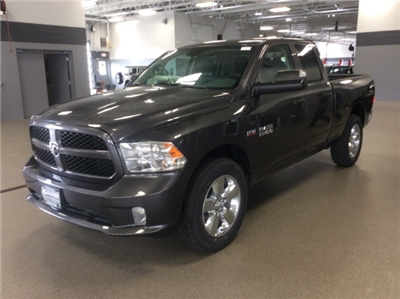 2018 Ram 1500 Quad Cab 4x4,  Pickup #R8196 - photo 4