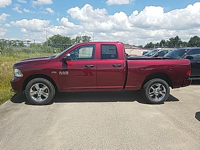 2018 Ram 1500 Quad Cab 4x4,  Pickup #R8205 - photo 5
