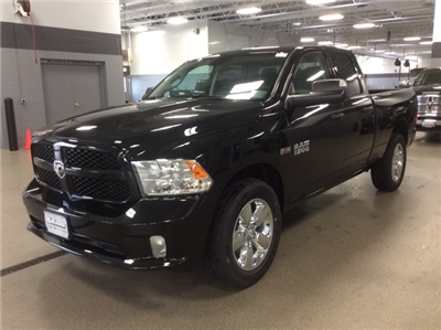 2018 Ram 1500 Quad Cab 4x4,  Pickup #R8211 - photo 4