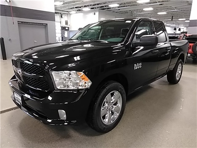 2018 Ram 1500 Quad Cab 4x4,  Pickup #R8213 - photo 4