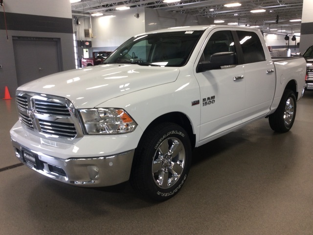 2018 Ram 1500 Crew Cab 4x4,  Pickup #R8216 - photo 4