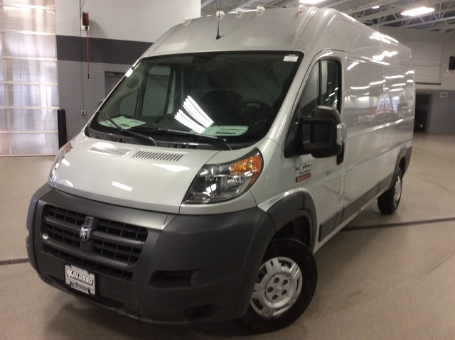 2018 ProMaster 2500 High Roof FWD,  Empty Cargo Van #R8259 - photo 4