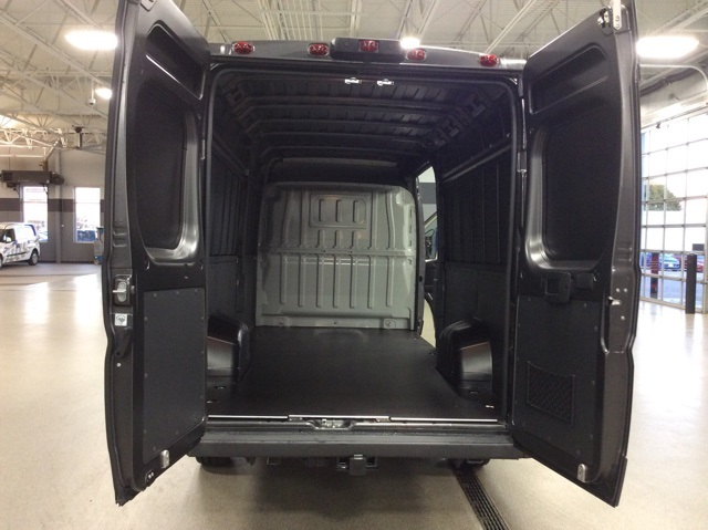 2018 ProMaster 3500 High Roof FWD,  Empty Cargo Van #R8265 - photo 2