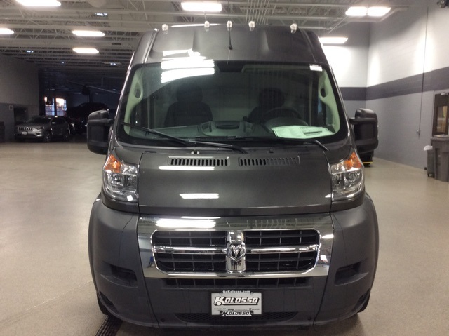 2018 ProMaster 3500 High Roof FWD,  Empty Cargo Van #R8265 - photo 3