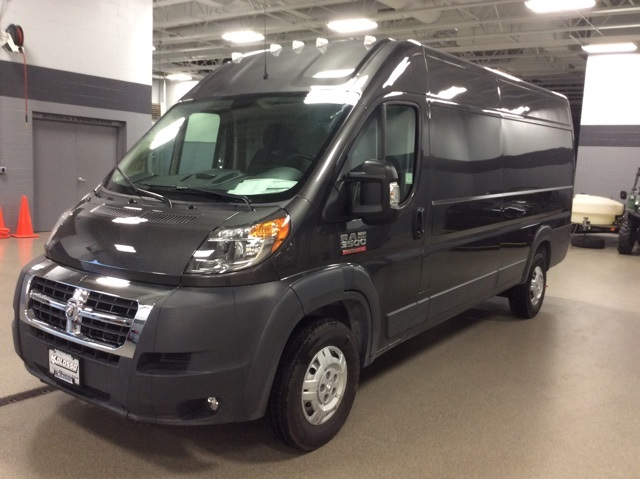2018 ProMaster 3500 High Roof FWD,  Empty Cargo Van #R8265 - photo 4