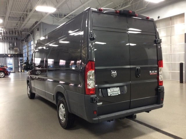 2018 ProMaster 3500 High Roof FWD,  Empty Cargo Van #R8265 - photo 6