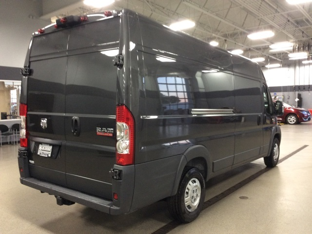 2018 ProMaster 3500 High Roof FWD,  Empty Cargo Van #R8265 - photo 8