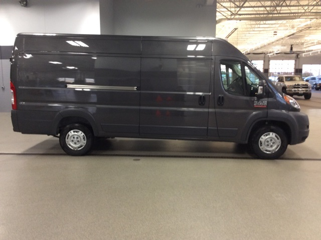 2018 ProMaster 3500 High Roof FWD,  Empty Cargo Van #R8265 - photo 9