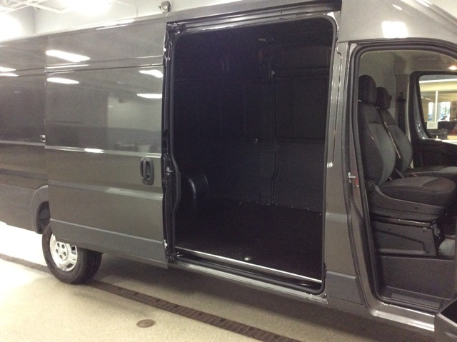 2018 ProMaster 3500 High Roof FWD,  Empty Cargo Van #R8265 - photo 10