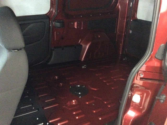 2018 ProMaster City FWD,  Empty Cargo Van #R8266 - photo 2