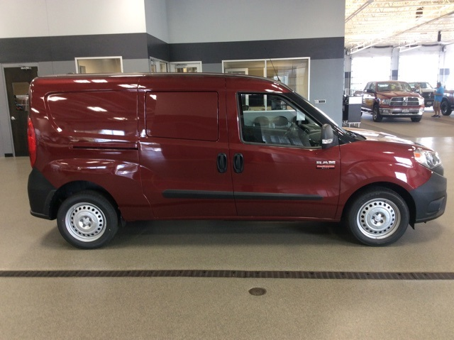 2018 ProMaster City FWD,  Empty Cargo Van #R8266 - photo 9