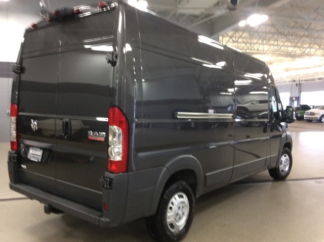2018 ProMaster 2500 High Roof FWD,  Empty Cargo Van #R8268 - photo 8