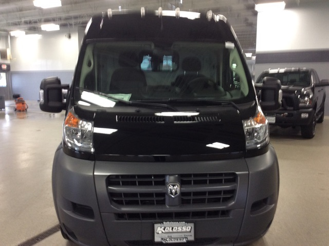 2018 ProMaster 2500 High Roof FWD,  Empty Cargo Van #R8282 - photo 3
