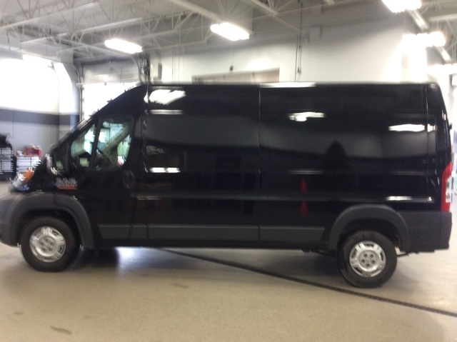 2018 ProMaster 2500 High Roof FWD,  Empty Cargo Van #R8282 - photo 4