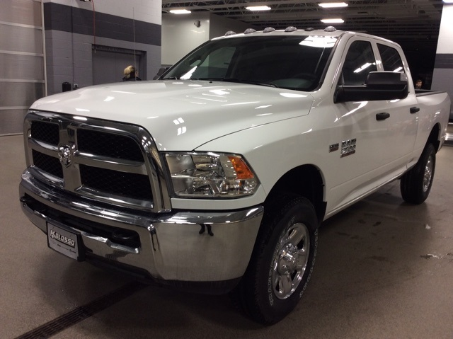 2018 Ram 2500 Crew Cab 4x4,  Pickup #R8293 - photo 4