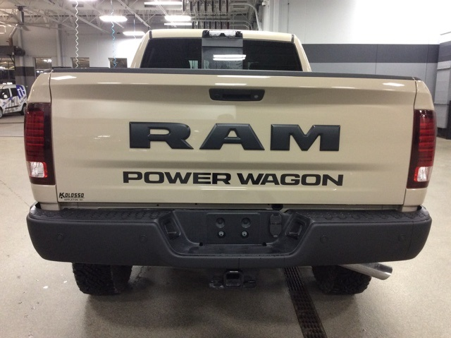 2018 Ram 2500 Crew Cab 4x4,  Pickup #R8297 - photo 5