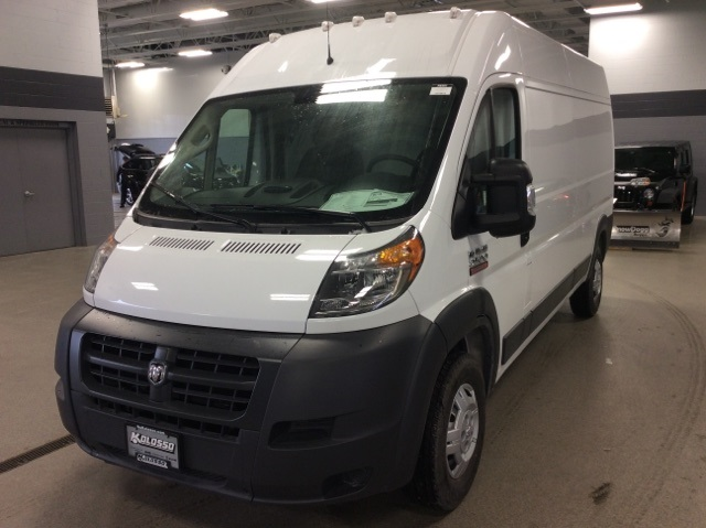 2018 ProMaster 2500 High Roof FWD,  Empty Cargo Van #R8301 - photo 4