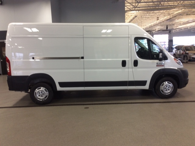 2018 ProMaster 2500 High Roof FWD,  Empty Cargo Van #R8301 - photo 8