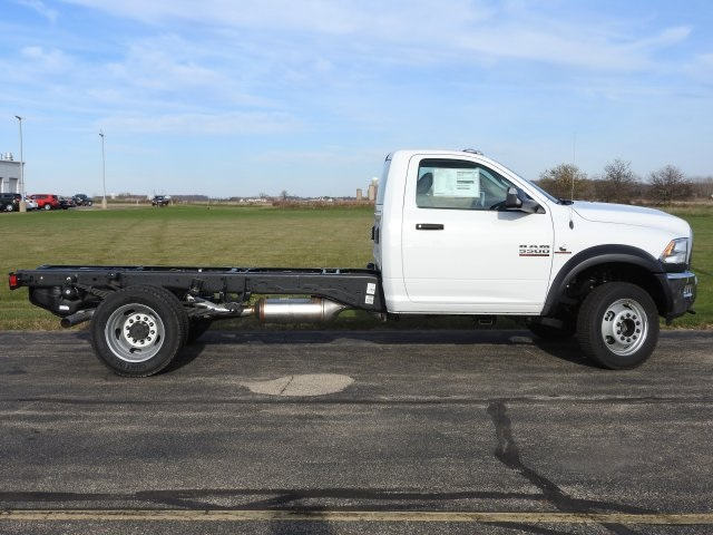 2017 Ram 5500 Regular Cab DRW 4x4, Cab Chassis #17199 - photo 13
