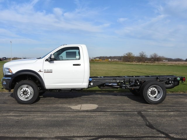 2017 Ram 5500 Regular Cab DRW 4x4, Cab Chassis #17199 - photo 16