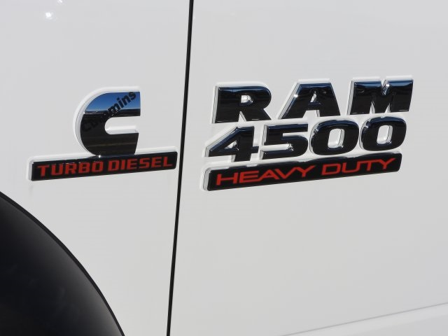 2017 Ram 4500 Regular Cab DRW 4x4, Cab Chassis #17463 - photo 13