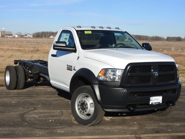 2017 Ram 4500 Regular Cab DRW 4x4, Cab Chassis #17463 - photo 15