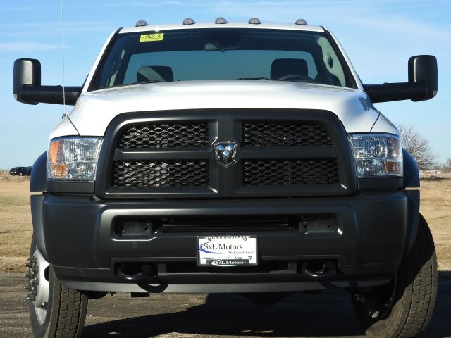 2017 Ram 4500 Regular Cab DRW 4x4, Cab Chassis #17463 - photo 16