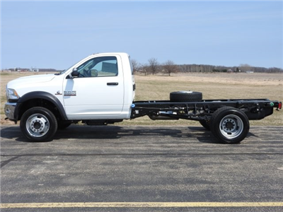 2017 Ram 5500 Regular Cab DRW 4x4, Cab Chassis #17570 - photo 17