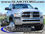 2017 Ram 5500 Regular Cab DRW 4x4 Cab Chassis #17632 - photo 1