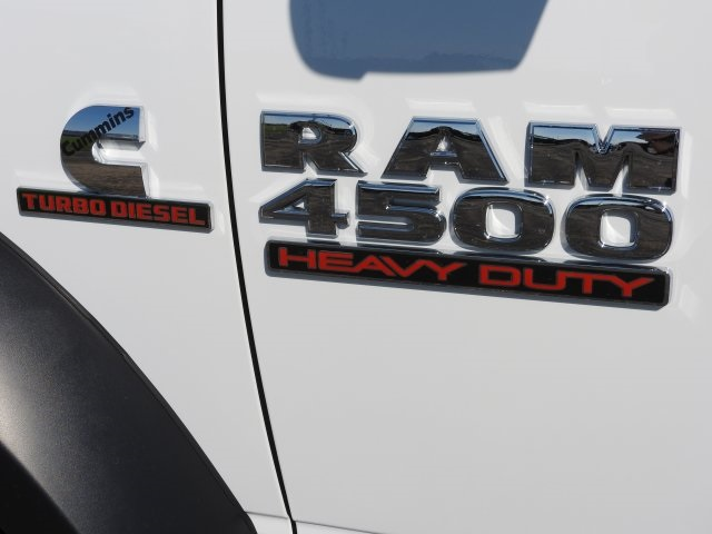 2017 Ram 4500 Regular Cab DRW 4x4, Cab Chassis #17840 - photo 13