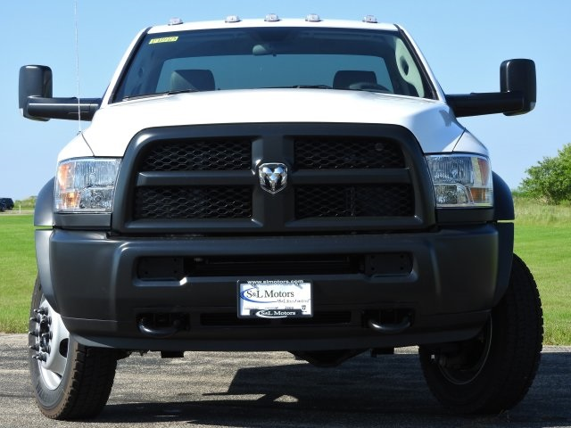 2017 Ram 4500 Regular Cab DRW 4x4, Cab Chassis #17840 - photo 16