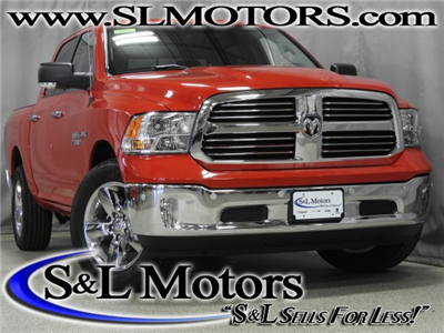 2017 Ram 1500 Crew Cab 4x4 Pickup #17920 - photo 1