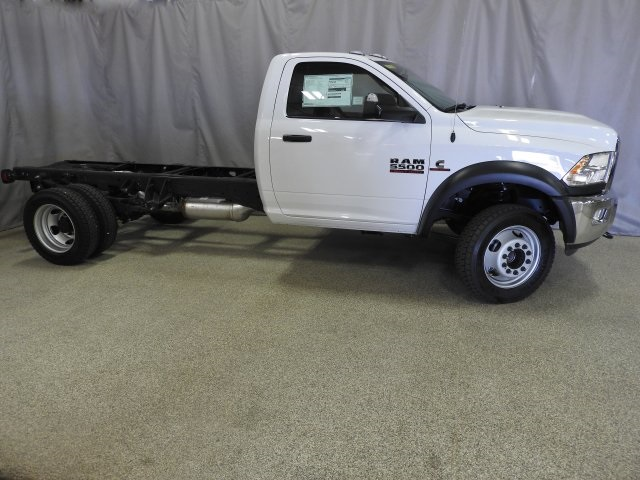 2017 Ram 5500 Regular Cab DRW 4x4 Cab Chassis #17941 - photo 14