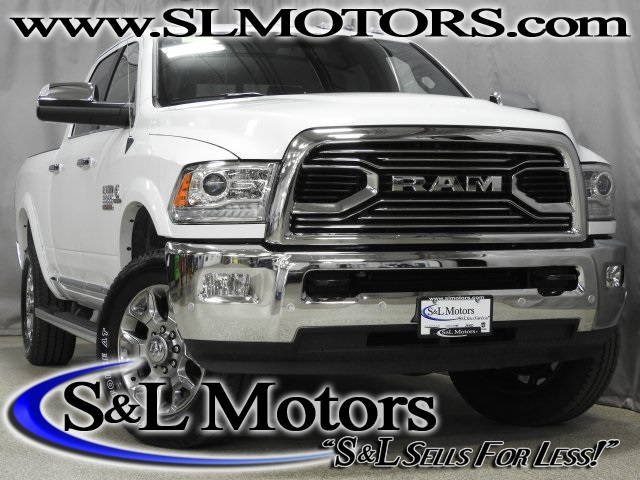 2018 Ram 3500 Crew Cab 4x4, Pickup #18027 - photo 1